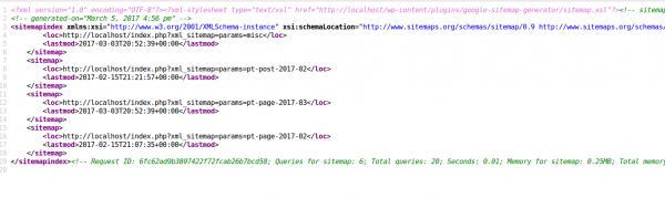 WordPress Tutorial XML Sitemaps Fur Google Erstel